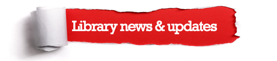 Image result for Library news banner