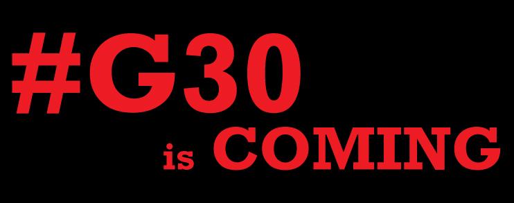 #G30 is coming very soon