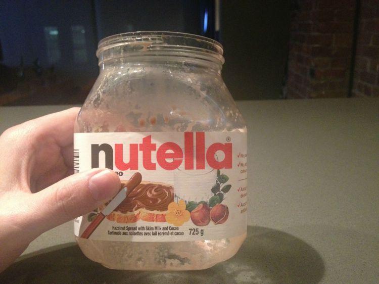 emptynutella