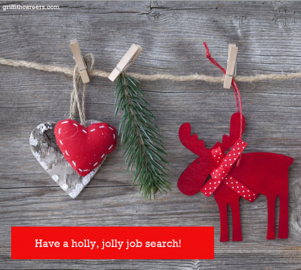 Have a holly jolly job search