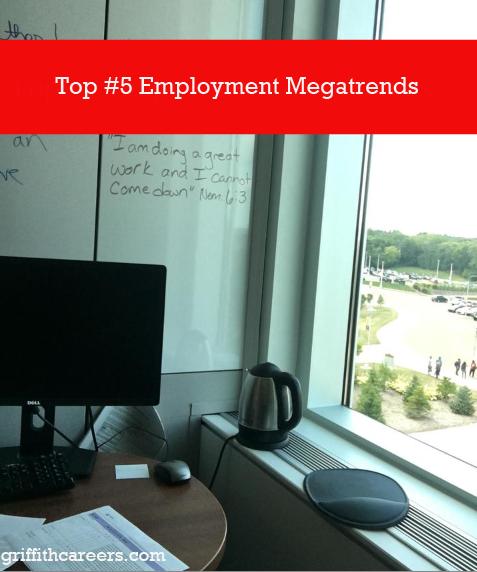 Top 5 Employment Megatrends