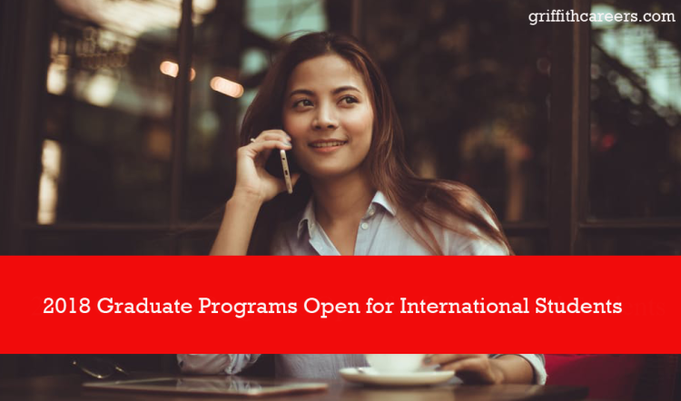 Graduate Programs for International Students