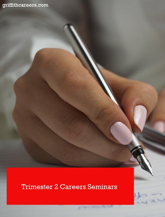 Careers Seminars Tri 2