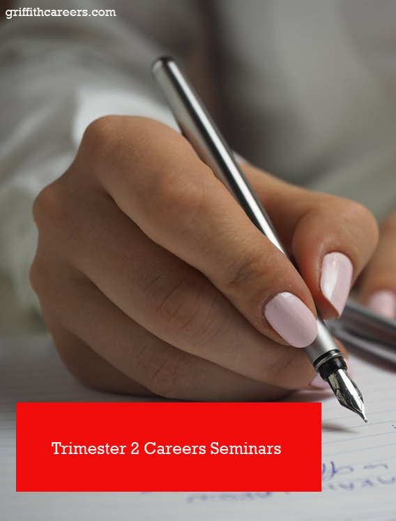 Careers Seminars Tri 2