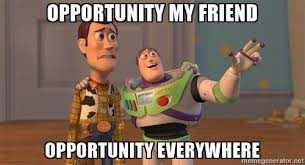 opportunityyy